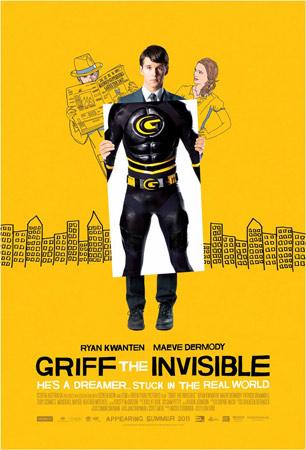 Грифф невидимый (2011)