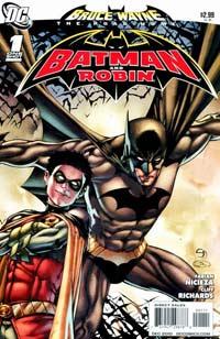 Поиск комиксов DC