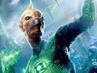 Зеленый Фонарь: Отрывок из фильма