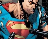 Перезапуск DC: Супермен в октябре